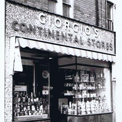 Giorgios continental stores 1966